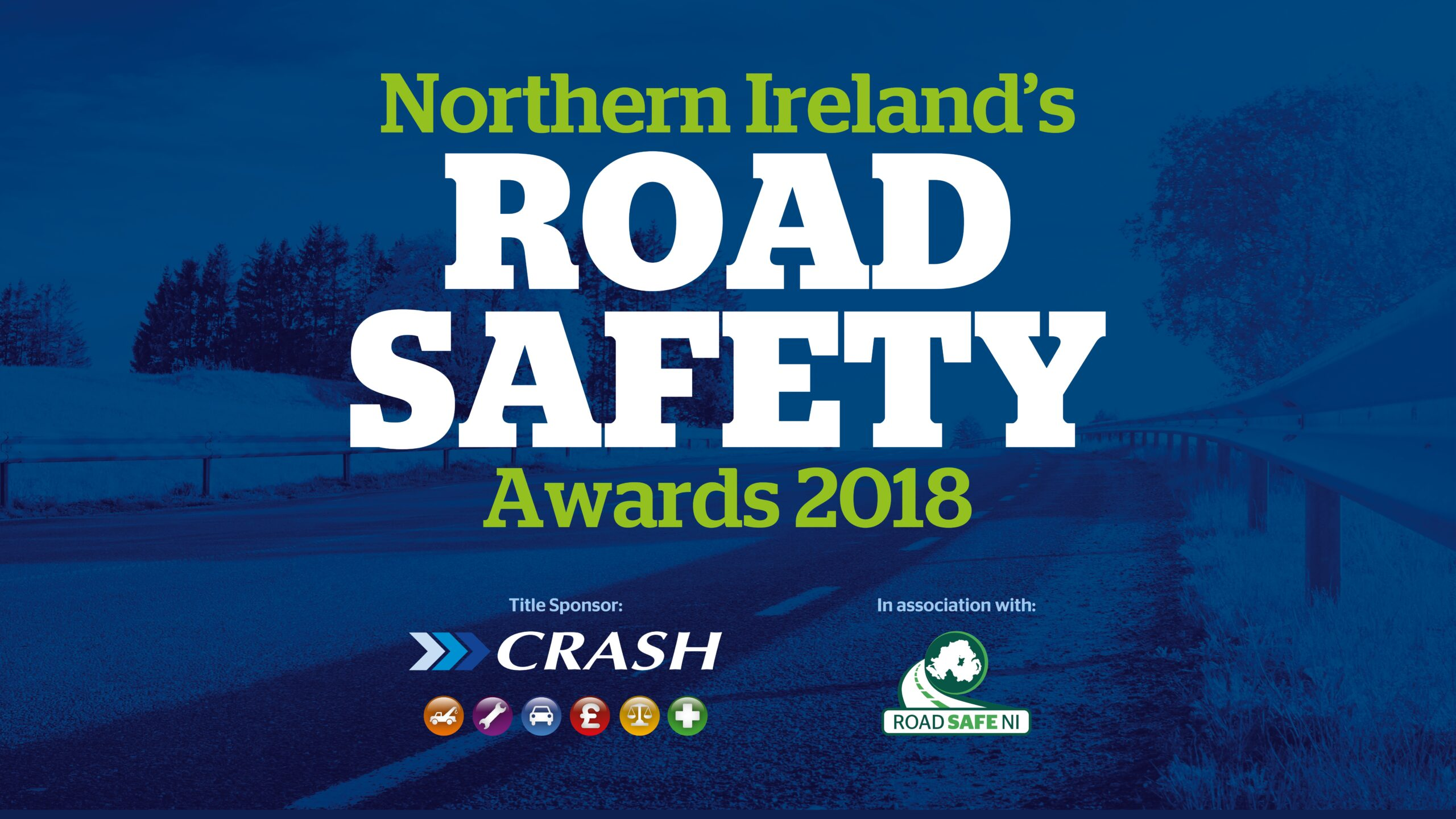 NI Road Safety Awards 2018 – Nominations now open!