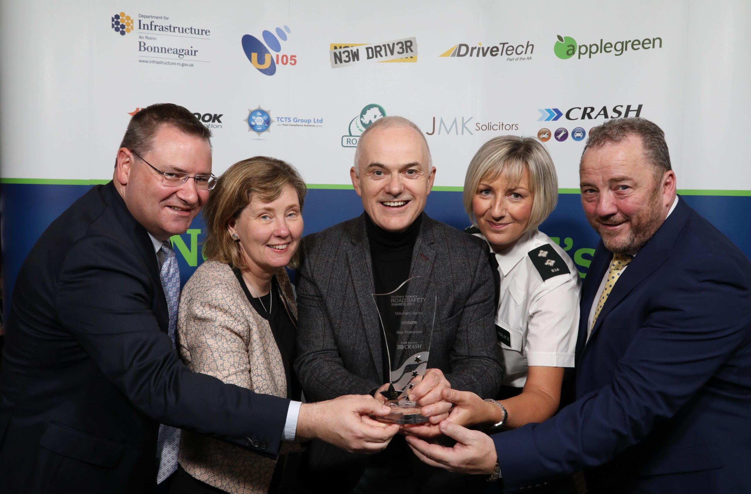 NI Road Safety Awards 2018 Launched