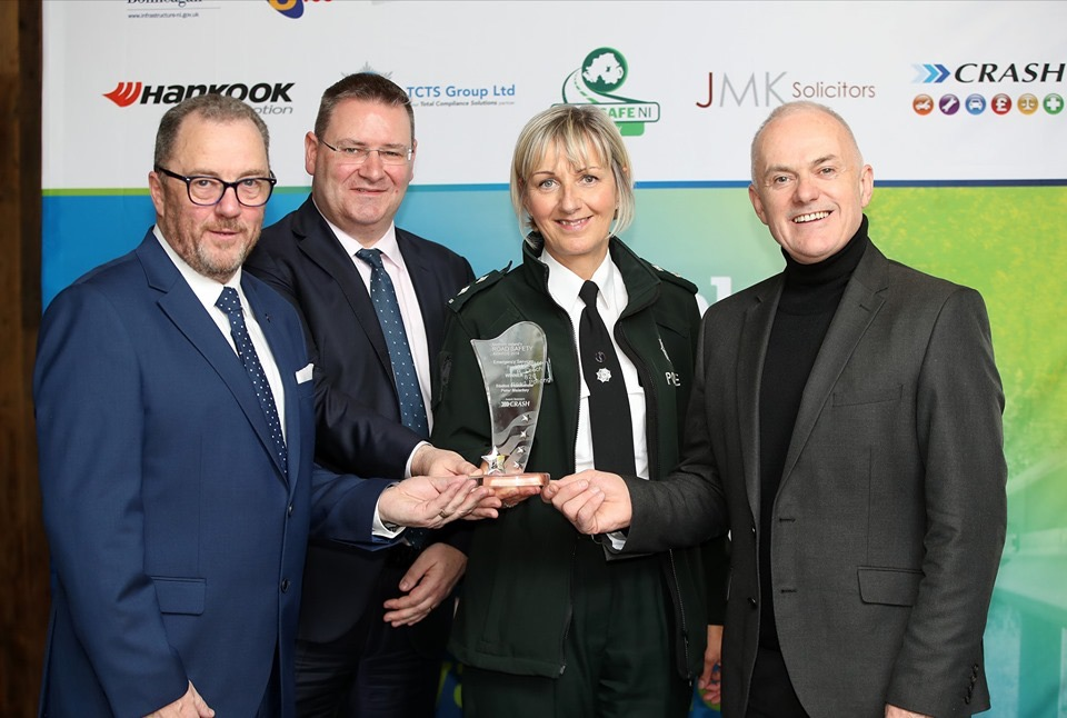 NI Road Safety Awards 2019 Launched