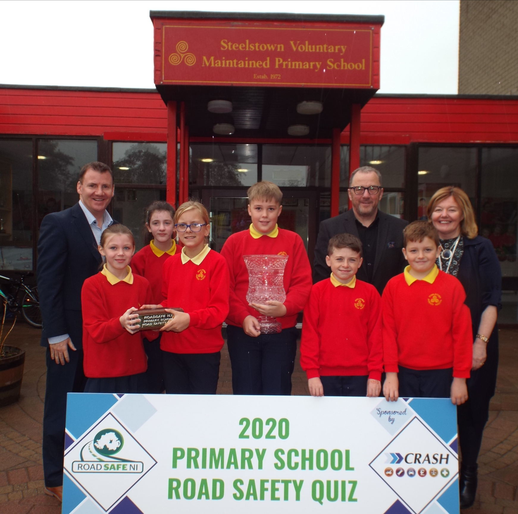 PRIMARY SCHOOL ROAD SAFETY QUIZ 2020 LAUNCHED